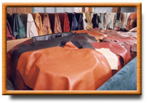 UPHOLSTERY LEATHER MANUFACTURE IN KANPUR