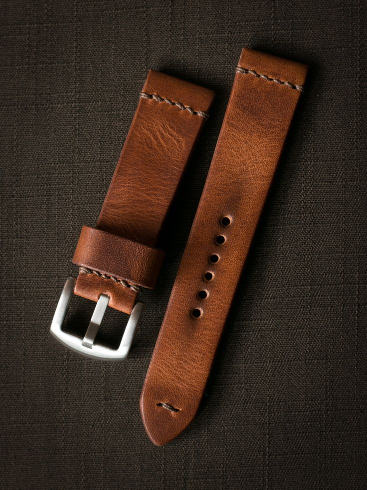 WATCHES STRAP LEATHER IN INDIA